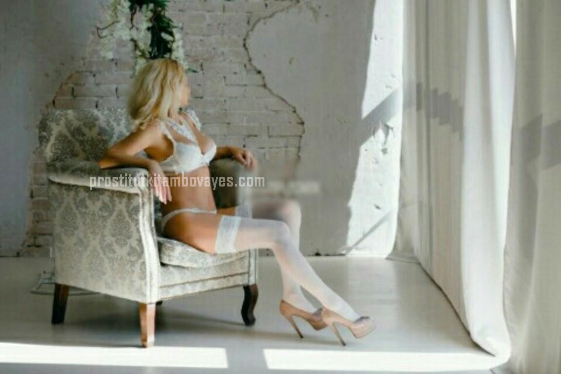Проститутка Саша массаж - Тамбов